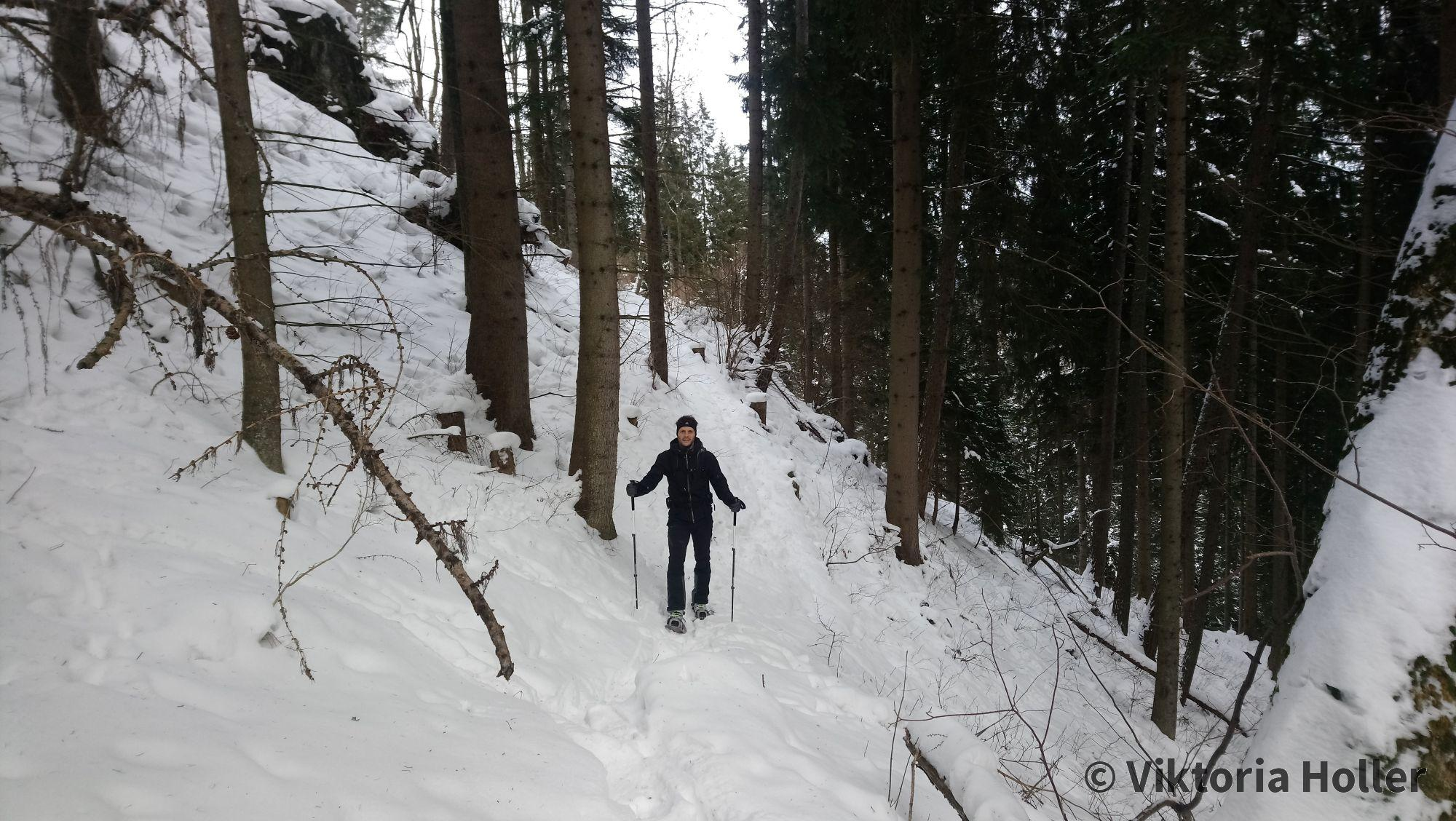 Rennfeld Schneeschuhwanderung – outdoorblog viktoria-holler at